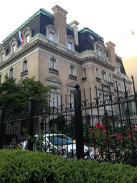 Embassy of Russia in Washington, DC
